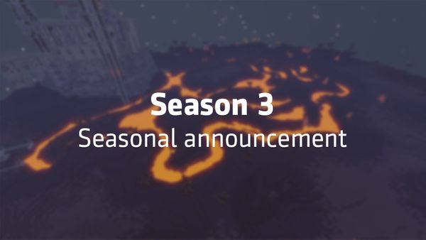 Season 3 announcement